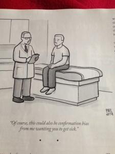 New Yorker vignette